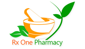RX One Pharmacy Logo