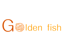 Golden Fish Logaster logo