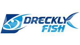 Dreckly Fish Logo